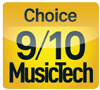MusicTech 9/10 Choice