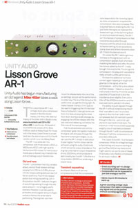 Lisson Grove review by Mike Hillier
